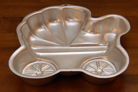 decorative cake baking pan